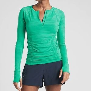 Athleta Pacifica UPF Fitted Top